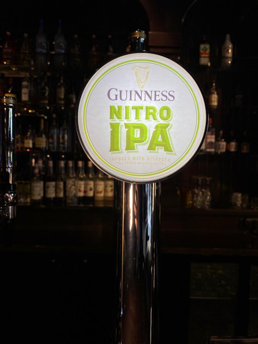 ГИННЕСС ИПА НИТРО (Guinness Nitro IPA)