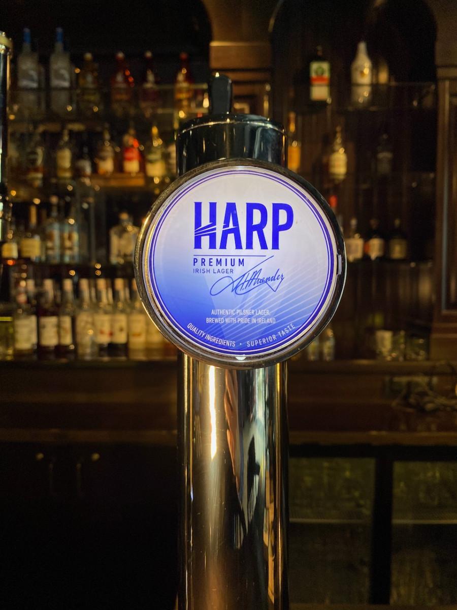 ХАРП (HARP Premium Irish Lager)