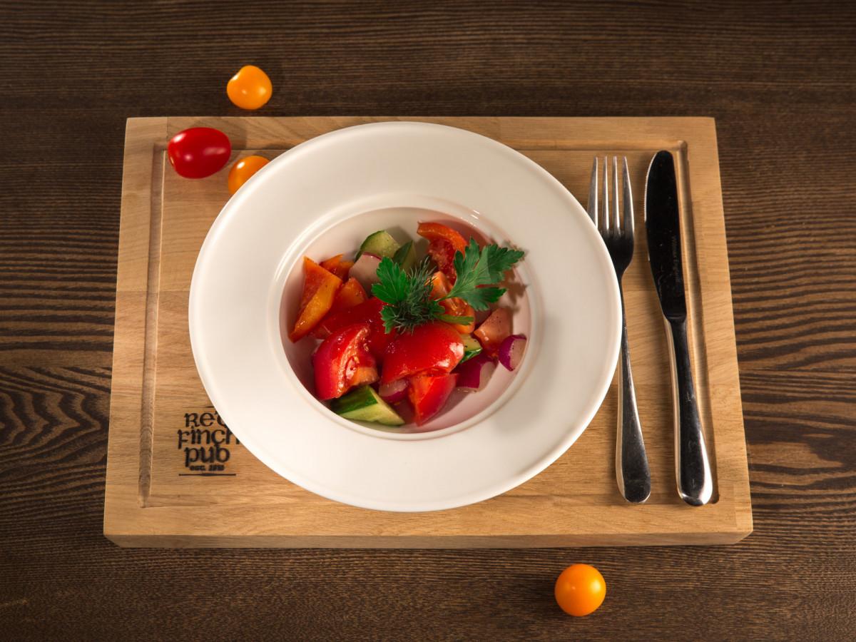 овощной салат red finch