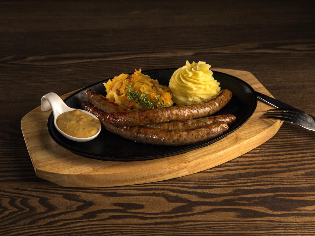Колбаски-гриль из баранины